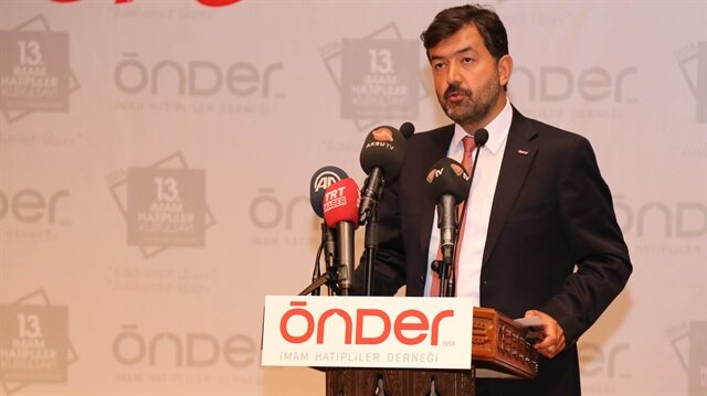 ÖNDER Başkanı Halit Bekiroğlu