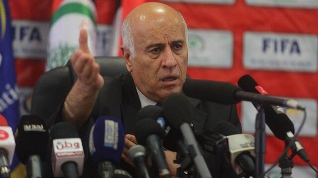 Secretary-general of the Fatah movementJibril Rajoub