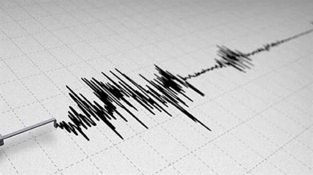 Elazığ'da bugün saat 17.39'da Richter Ölçeği'ne göre 4 büyüklüğünde bir deprem meydana geldi.