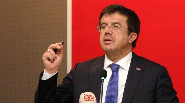 Ekonomi Bakanı Nihat Zeybekci, 'Muğla Ekonomi Buluşması'nda açıklamalarda bulundu.