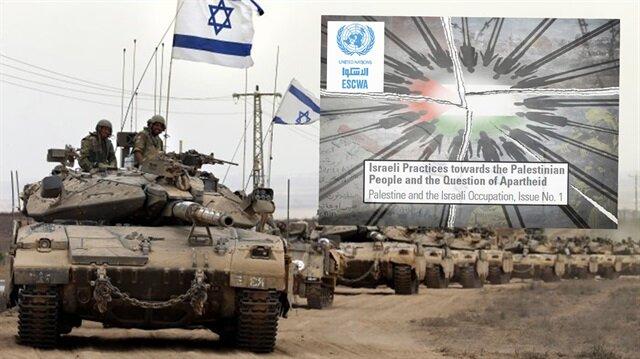 İsrail'in Filistinlilere yönelik ırkçı uygulamalarının ortaya çıkarıldığı BM raporunu hazırlayan komisyonun sekreteri zorla istifa ettirildi.
