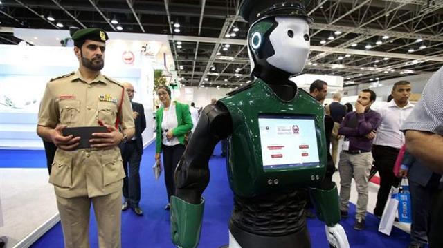 Dubai's 'Robocops' ready to serve by May