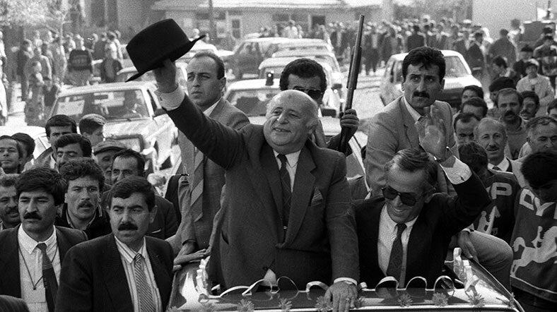 Adalet Partisi 1965'ten 1971 askeri darbesine kadar iktidarda kaldı.