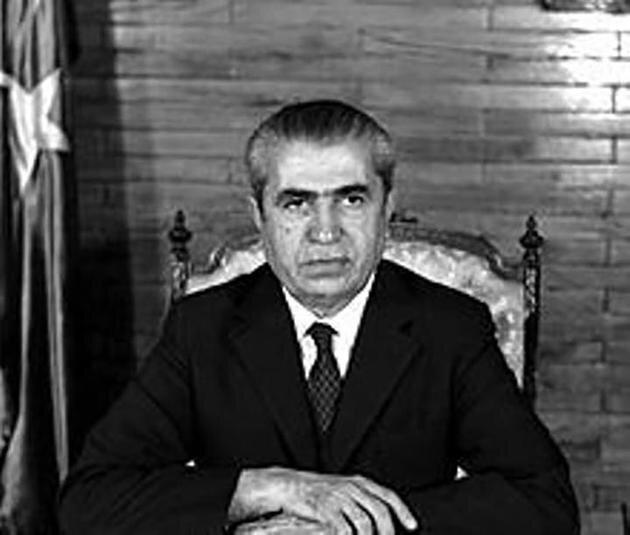 Mayıs 1972'de Ferit Melen başkanlığında bir geçici hükümet kuruldu.