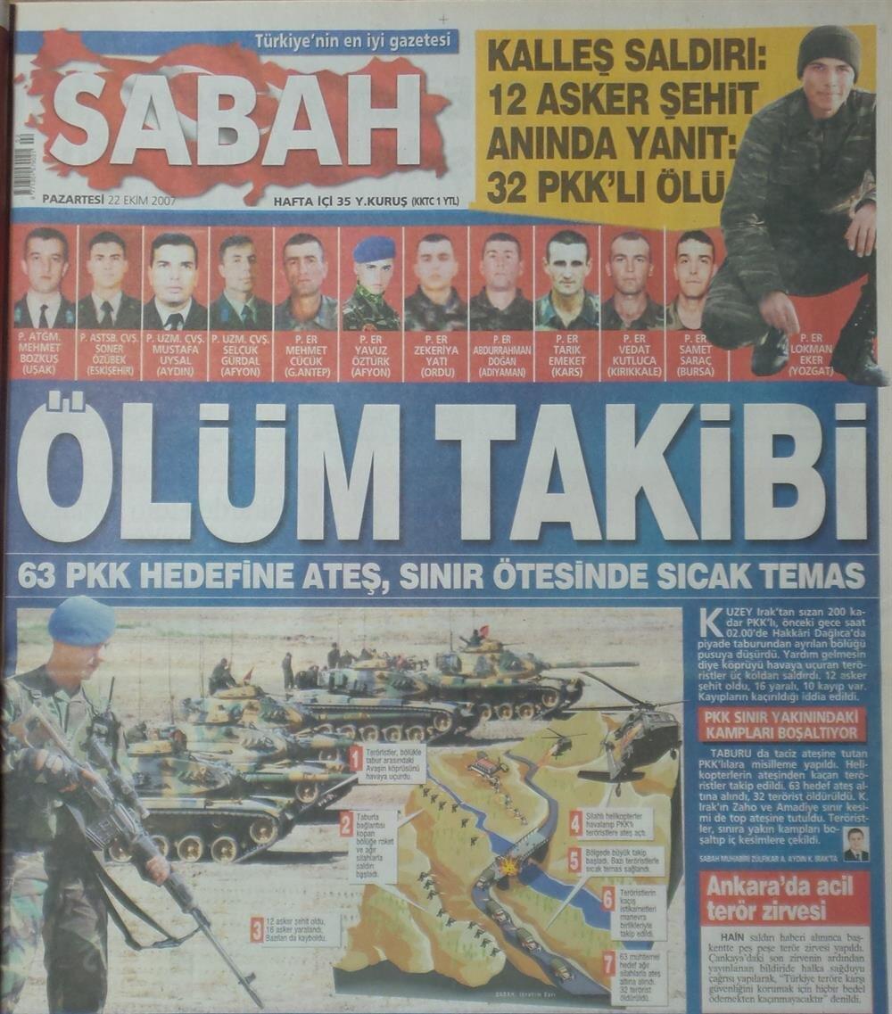 Referandumun hemen ardından Türkiye'ye karşı kirli odaklar harekete geçti.