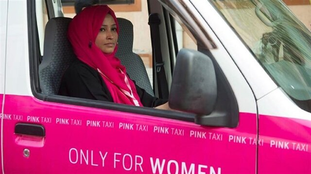 Women-only 'pink taxis' set to hit Pakistani streets