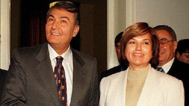 1995 yılında DYP-CHP koalisyonu kuruldu.