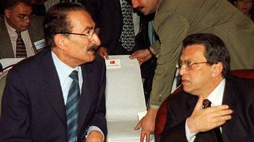 1997-1999 arasında görev yapan ANAP – DSP – DTP Koalisyonu