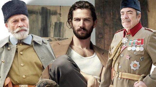 Ermenileri çıldırtan Osmanlı Subayı filmi fragmanı
