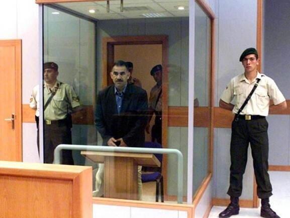 Abdullah Öcalan 29 Haziran'da idama mahkum edildi.