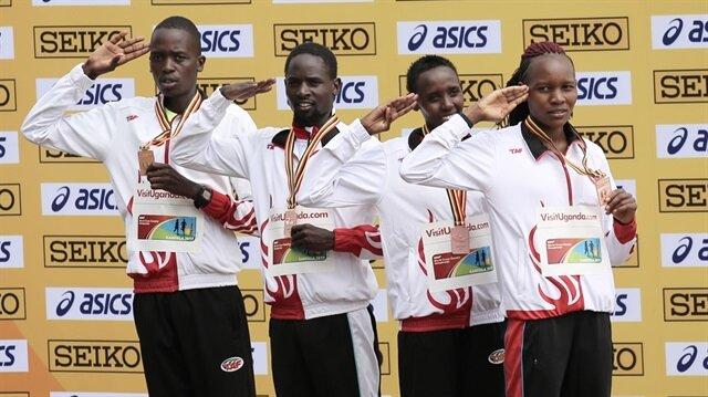 Atletizmde Kros Milli Takımı, dünya üçüncüsü olarak tarihe geçti.