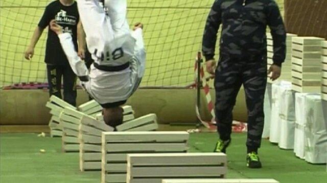 Bosnalı sporcudan görülmemiş rekor!