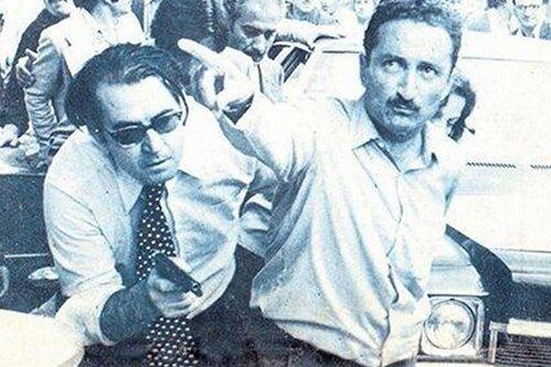 Ecevit çiftine seçim gezisi için uçakla geldikleri İzmir Çiğli Havaalanında suikast girişiminde bulunuldu.