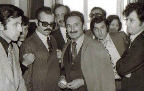 CHP Genel Başkanı Bülent Ecevit, AP'den ayrılmış olan 11 milletvekili ile Güneş Otel'de görüştü.