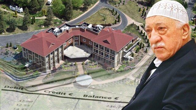 FETÖ'cü hainlerin Pensilvanya'da kaldığı 12 otel mercek altında