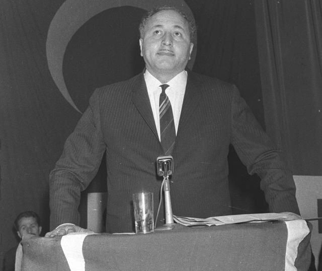 1969 seçimlerinde Türk siyaseti yeni bir isimle tanıştı. (BYEGM arşivi)