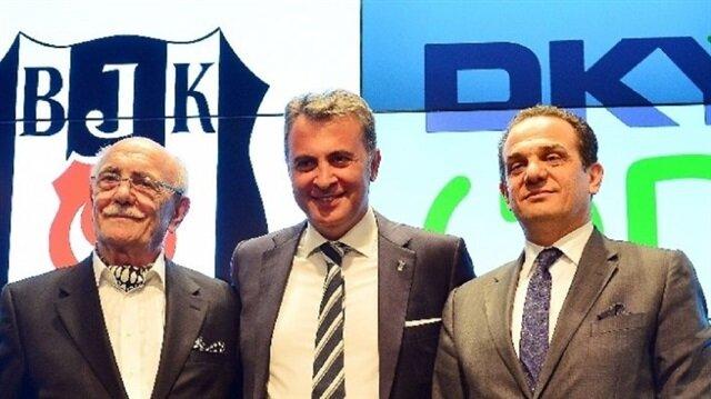 Beşiktaş genç kartalları için  DKY ON'u tercih etti.