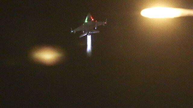 Meclis'i bombalayan darbeci pilotun ifadesi ortaya çıktı