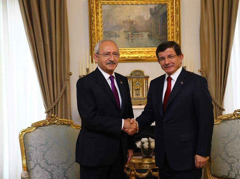 AK Parti ve CHP arasındaki görüşmelerinden sonuç çıkmadı