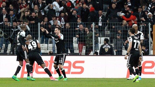 Beşiktaş, Kayserisporu kendi evinde 2-0 yendi