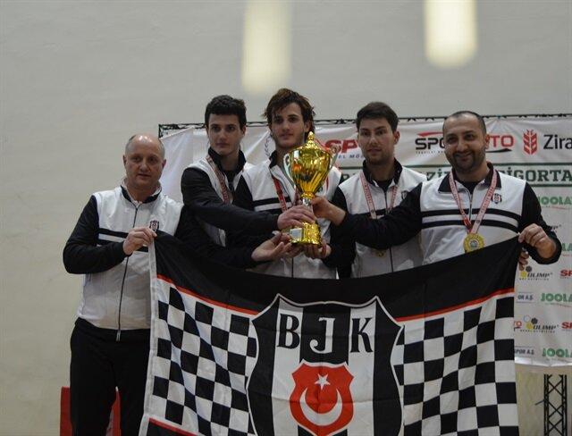 Türkiye Kupası Beşiktaş'ın