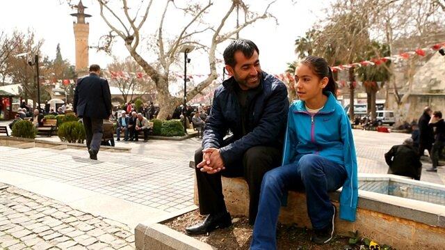 Sevilay Öztürk'ün 'umut dolu' hikayesi