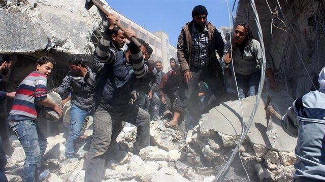 İdlib'de 'klor gazı' bulgusu