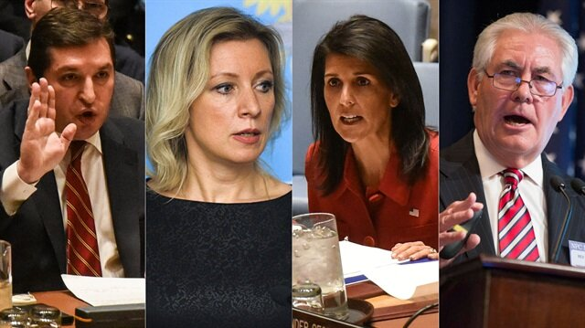 ABD-Rus düellosu