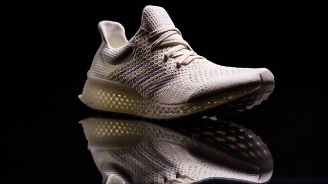 3 Boyutlu Yazıcıyla Ayakkabı ürettiler