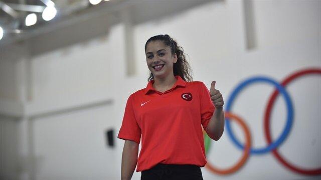 Başarılı cimnastikçi Tutya Yılmaz,   hayallerini anlattı.