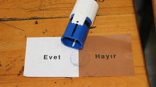 Türkiye'de 55 milyon seçmen, sandık başına gitti.