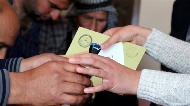 Approximately 55 million people were eligible to vote across 167,140 polling stations.