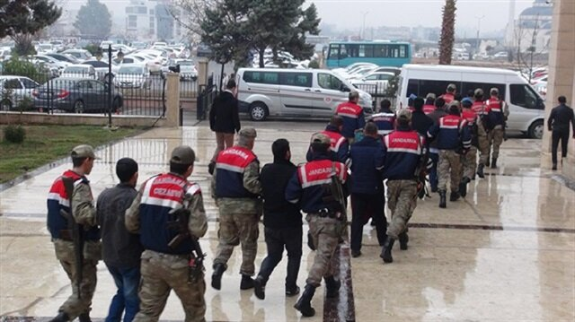 Daesh suspects arrested in Istanbul