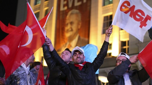 AK Partililer balkon konuşmasını böyle bekliyor