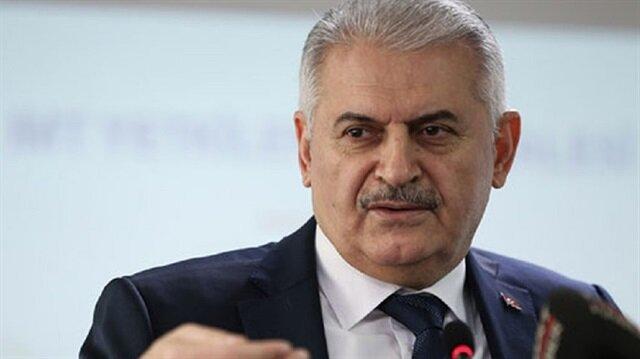 AK Parti Genel Başkanı ve Başbakan Yıldırım