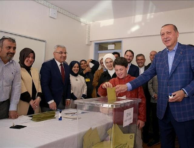 I believe in 'people's sense of democracy': Erdoğan