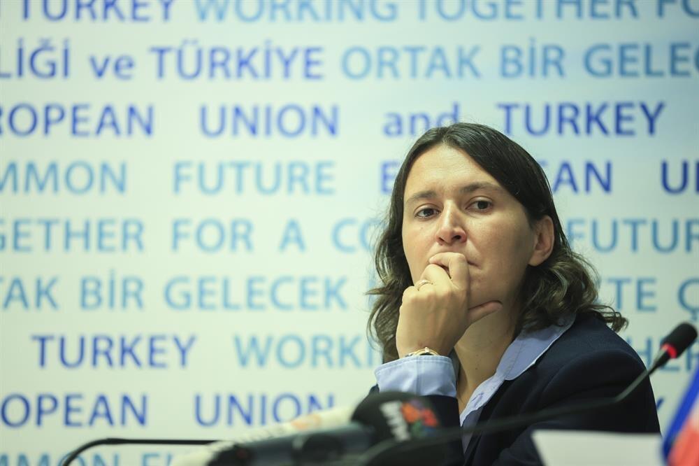 Avrupa Parlamentosu Türkiye Raportörü Keti Piri