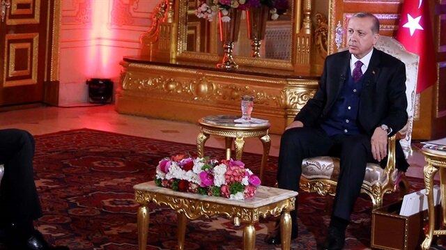 Erdoğan: Herkes Suriye'yi bölmenin derdinde