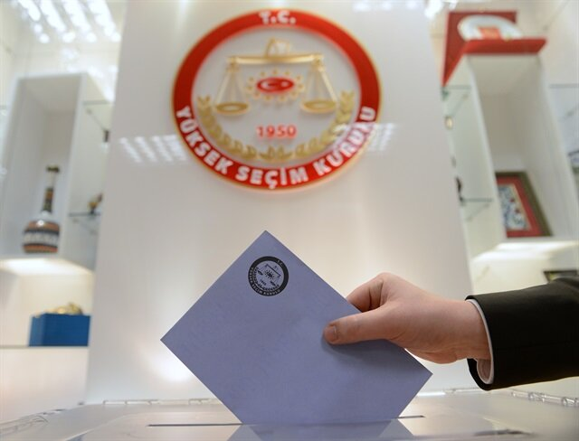 YSK'dan seçim iptali başvurusuna ret
