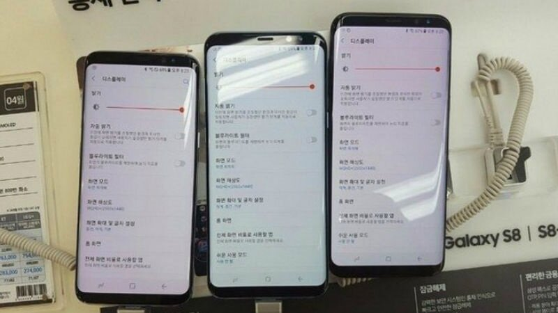 Kullanıcılar tarafından aktarılan bilgilere göre özellikle yoğun kullanım sonrasında bazı Galaxy S8'lerin ekranı kendiliğinden kızıllaşıyor...