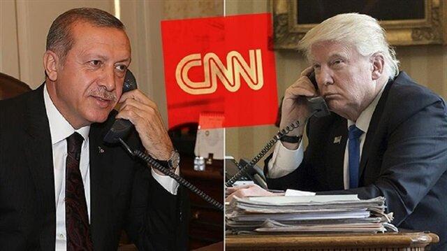 أردوغان: تركيا ترحب بمواقف ترامب الحالية