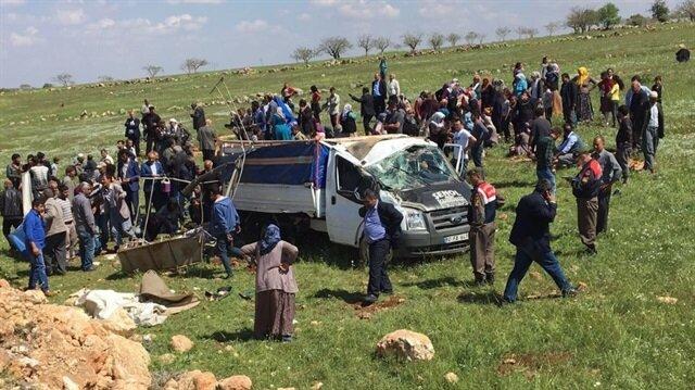 Son dakika Şanlıurfa'da feci kaza haberi: 4 ölü, 8 yaralı