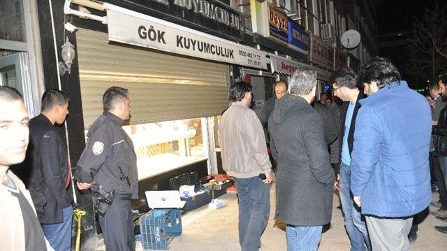 Kahramanmaraş'ta kuyumcu cinayeti
