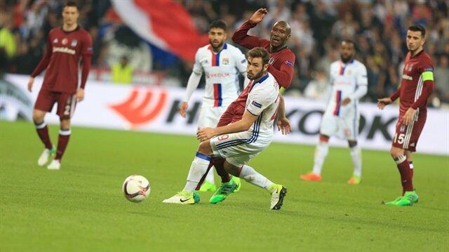 Beşiktaş-Olympique Lyon ilk 11'ler