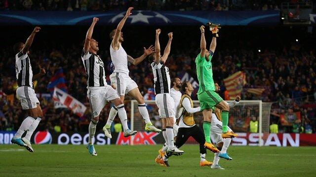Barcelona Juventus maç özeti