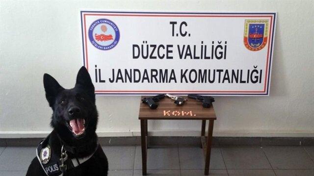 Düzce'de uyuşturucu operasyonu: 2 gözaltı