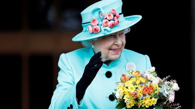Britain's Queen Elizabeth.
