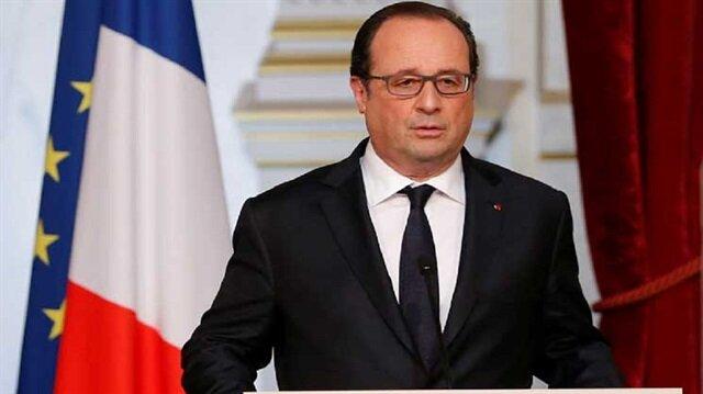 الرئيس الفرنسي يدعو لاجتماع مجلس الدفاع ويلغي زيارته إلى بريطانيا