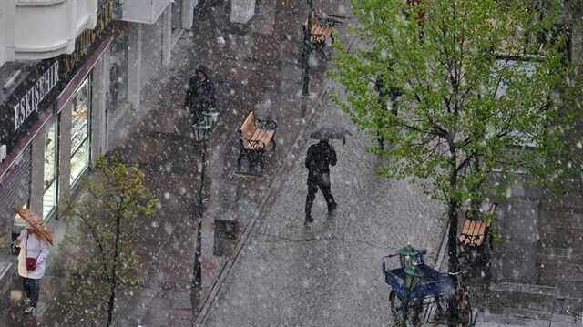 5 günlük Eskişehir hava durumu haberimizde.