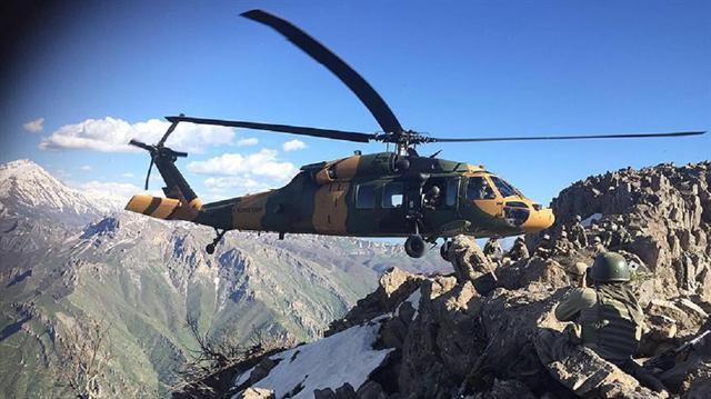 Terör örgütü PKK'ya yönelik operasyon öncesi sokağa çıkma yasağı ilan edildi.